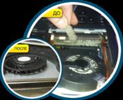 Предлагаем чистку и ремонт ноутбуков (качественно и с гарантией). Киев.