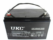 Аккумулятор (АКБ) UKC 12 вольт 100 А/ч.