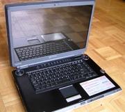 Продам по запчастям ноутбук Toshiba Qosmio G30.