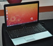 Продам по запчастям ноутбук HP compaq Presario CQ61.