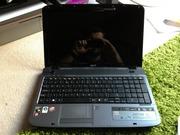 Продам по запчастям ноутбук Acer Aspire 5536 (разборка и установка).