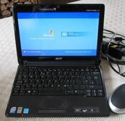 По запчастям нетбук Acer Aspire One AO531 ZG8 (разборка и установка).
