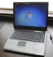 Большой игровой ноутбук Asus F7Z.