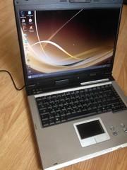 Двухядерный ноутбук Asus A6Rp.
