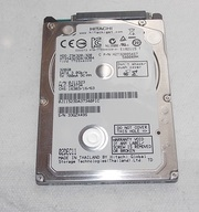 Жесткий диск Hitachi 320GB (слим)